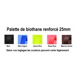 Biothane au mètre Largeur 25mm renforcé