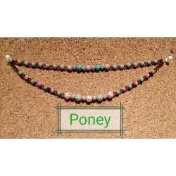 Frontal Perles
